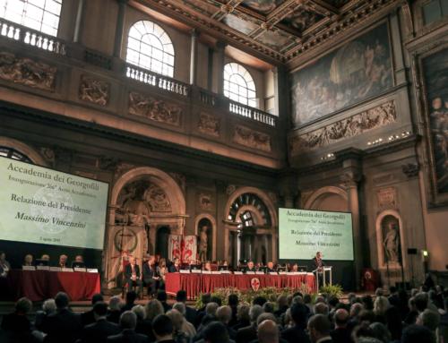 Inaugurazione anno accademico 266 dell'Accademia dei Georgofili